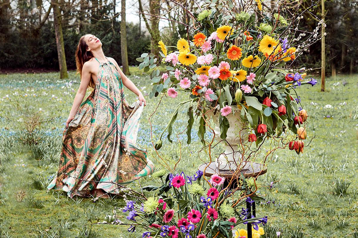 Mona Isabelle // Flower Flash // Frühlingsreigen